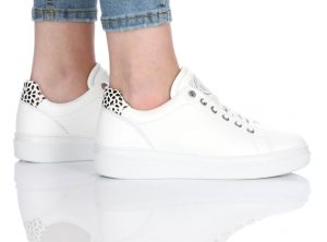 נעלי סניקרס בולבוקסר לנשים Bullboxer Mariah - לבן