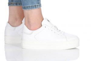 נעלי סניקרס בולבוקסר לנשים Bullboxer Anna - לבן