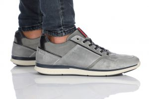 נעלי סניקרס בולבוקסר לגברים Bullboxer Michael - אפור