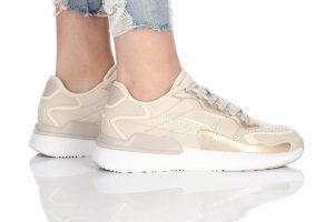 נעלי סניקרס בולבוקסר לנשים Bullboxer Aviana - זהב