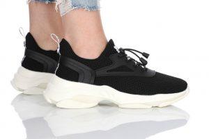 נעלי סניקרס בולבוקסר לנשים Bullboxer Victoria - שחור