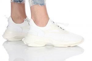 נעלי סניקרס בולבוקסר לנשים Bullboxer Victoria - לבן
