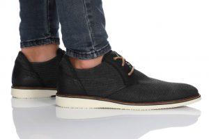 נעלי אלגנט בולבוקסר לגברים Bullboxer Henry - שחור