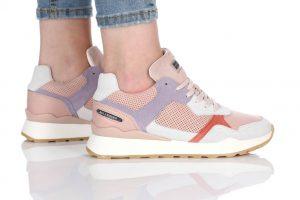 נעלי סניקרס בולבוקסר לנשים Bullboxer Samantha - צבעוני בהיר