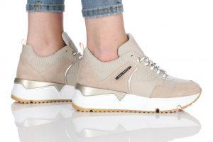 נעלי סניקרס בולבוקסר לנשים Bullboxer Skylar - צבעוני בהיר