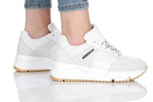 נעלי סניקרס בולבוקסר לנשים Bullboxer Skylar - לבן