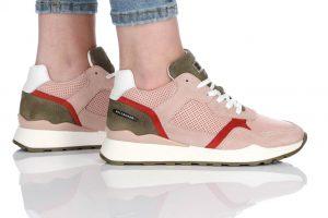 נעלי סניקרס בולבוקסר לנשים Bullboxer Samantha - ורוד