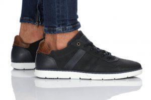 נעלי סניקרס בולבוקסר לגברים Bullboxer Deandre - כחול כהה