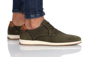 נעלי סניקרס בולבוקסר לגברים Bullboxer Elian - ירוק