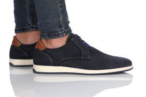 נעלי סניקרס בולבוקסר לגברים Bullboxer Elian - כחול כהה