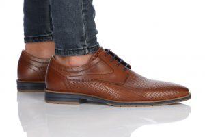 נעלי אלגנט בולבוקסר לגברים Bullboxer Camilo - חום