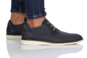 נעלי אלגנט בולבוקסר לגברים Bullboxer Henry - כחול כהה