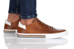 נעלי סניקרס בולבוקסר לגברים Bullboxer Parker - חום