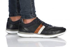 נעלי סניקרס בולבוקסר לגברים Bullboxer Kai - שחור
