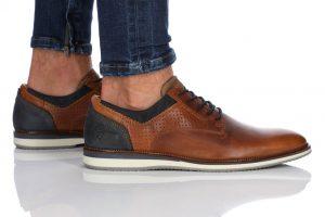 נעלי אלגנט בולבוקסר לגברים Bullboxer Julian - חום
