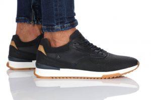 נעלי סניקרס בולבוקסר לגברים Bullboxer Daniel - צבעוני כהה
