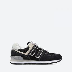נעלי סניקרס ניו באלאנס לנשים New Balance GC574 - שחור/אפור