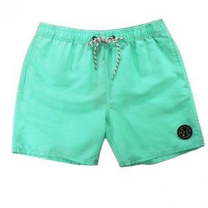 בגד ים מאוואי לגברים MAUI PARTY ON - ירוק