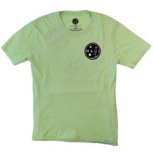 חולצת T מאוואי לגברים MAUI SWEET SPOT - ירוק