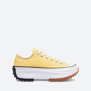 נעלי סניקרס קונברס לנשים Converse Run Star Hike - צהוב
