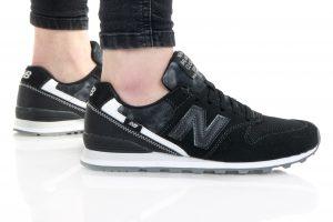 נעלי סניקרס ניו באלאנס לנשים New Balance WL996 - שחור פחם