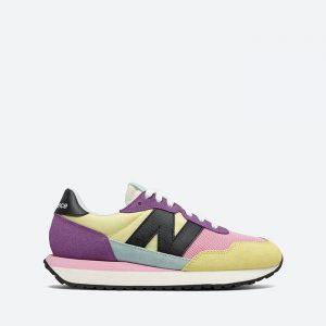 נעלי סניקרס ניו באלאנס לנשים New Balance WS237 - צבעוני בהיר