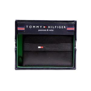 ארנק טומי הילפיגר לגברים Tommy Hilfiger Ranger - שחור