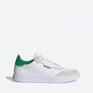 נעלי סניקרס אדידס לגברים Adidas Courtphase - לבן/ירוק