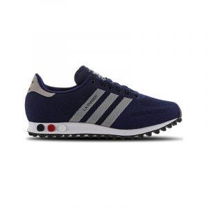 נעלי סניקרס אדידס לגברים Adidas La Trainer Weave - כחול