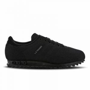 נעלי סניקרס אדידס לגברים Adidas La Trainer Weave - שחור