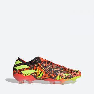 נעלי קטרגל אדידס לגברים Adidas Nemeziz Messi .1 FG - צבעוני