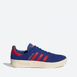נעלי סניקרס אדידס לגברים Adidas Originals Barcelona - כחול