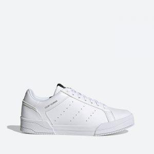 נעלי סניקרס אדידס לגברים Adidas Originals Court Tourino - לבן