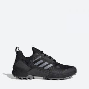 נעלי טיולים אדידס לגברים Adidas Terrex Swift R3 - שחור