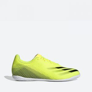 נעלי קטרגל אדידס לגברים Adidas X GHOSTED.4 IN - צהוב
