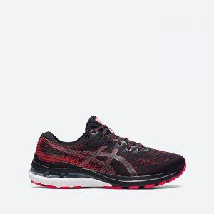 נעלי ריצה אסיקס לגברים Asics Gel-Kayano 28 - שחור/אדום