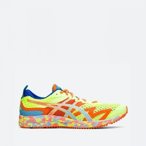 נעלי סניקרס אסיקס לגברים Asics Gel-Noosa Tri 12 - צהוב