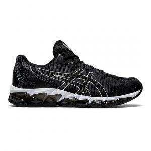 נעלי ריצה אסיקס לגברים Asics Gel Quantum 360 6 - שחור/לבן