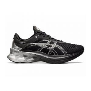 נעלי ריצה אסיקס לגברים Asics Novablast Platinum - שחור