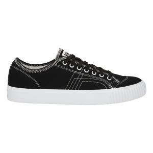 נעלי סניקרס אסיקס טייגר לגברים Asics Tiger OK Basketball Lo - שחור