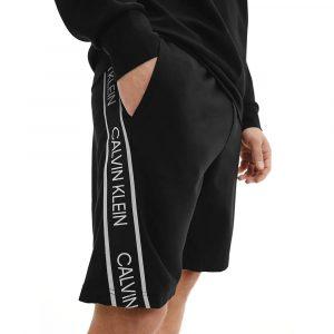 מכנס ספורט קלווין קליין לגברים Calvin Klein 9 Knit - שחור