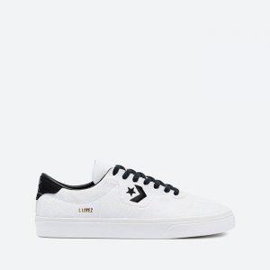 נעלי סניקרס קונברס לגברים Converse Louie Lopez Pro - לבן