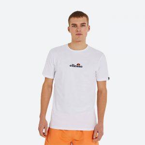 חולצת T אלסה לגברים Ellesse Caciot Tee - לבן
