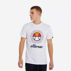 חולצת T אלסה לגברים Ellesse Campa Tee - לבן