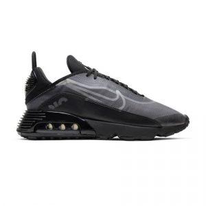 נעלי סניקרס נייק לגברים Nike Air Max 2090 - שחור/אפור