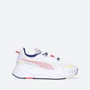 נעלי סניקרס פומה לגברים PUMA RS-X Decor8 - לבן