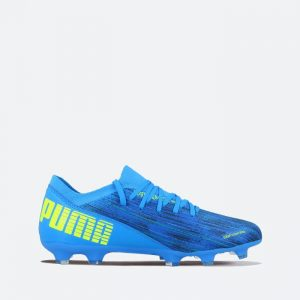 נעלי קטרגל פומה לגברים PUMA ULTRA 3.2 FG/AG - כחול