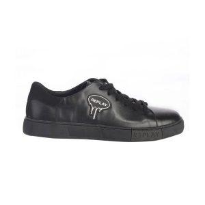 נעלי סניקרס ריפליי לגברים REPLAY Chasel - שחור