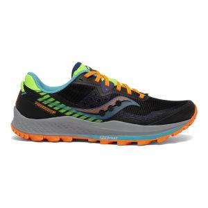 נעלי ריצה סאקוני לגברים Saucony Peregrine 11 - שחור