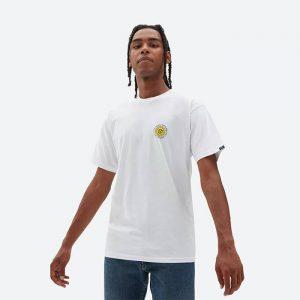 חולצת T ואנס לגברים Vans Day And Night - לבן